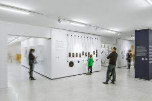 'The center for civil education' with interactive exposition in Vilnius, Lithuania