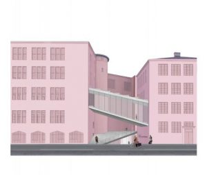 Competition submit for Estonian Academy of Arts (Eesti Kunstiakadeemia / EKA)