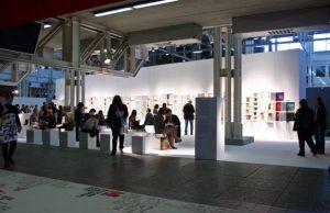exhibition of Lithuanian illustrators' work, the Illustrarium featuring 32 leading children's book creators